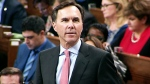 Finance Minister Bill Morneau will introduce the federal government's latest budget on March 22 he announced during the daily question period on Tuesday, March 7, 2017.