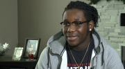 CTV Ottawa: Top US college football prospect from