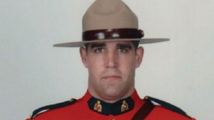 RCMP Const. Richer Dubuc (The Canadian Press)