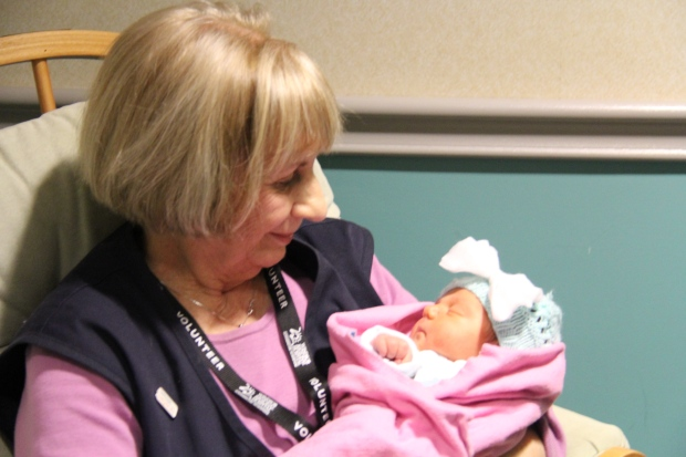 New Cuddling Program At Hospital To Aid Health Of Babies