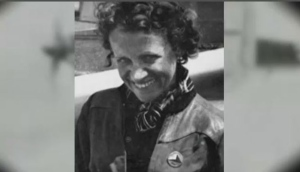 Hanna Reitsch, a Nazi, will not be honoured as the first female helicopter pilot.