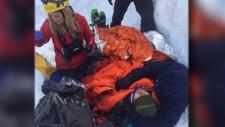 Good Samaritans credited with saving life of skier