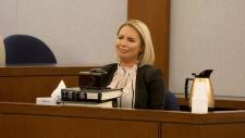 Ex-girlfriend testifies at War Machine's trial