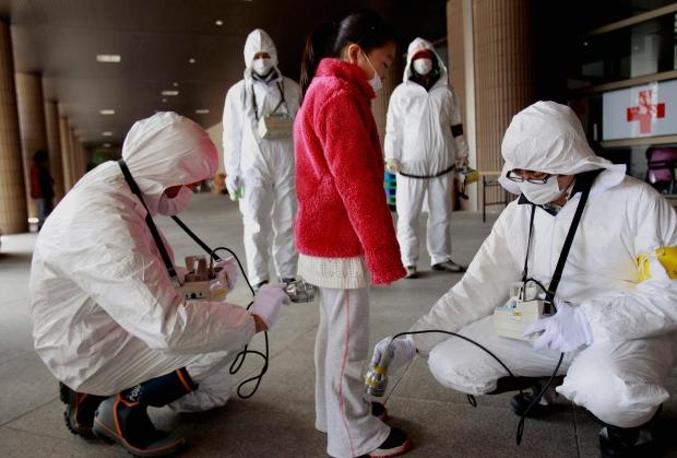 Radioactive Boars Pose Risk in Towns Near Fukushima Nuclear Plant