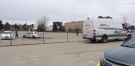 Stabbing incident at Saunders SS on March 9, 2017 (Reta Ismail/CTV)
