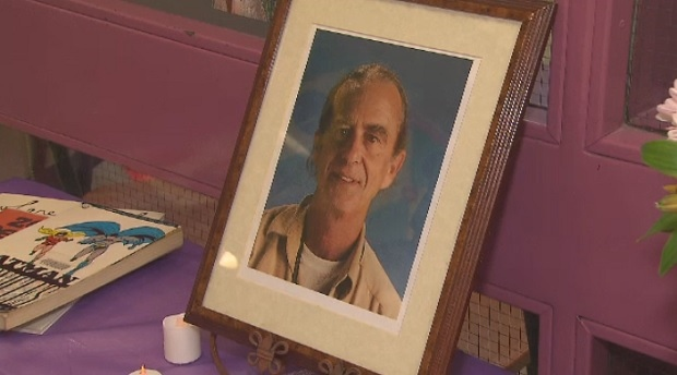 Students and staff father at Scarborough school to remember one of their teachers who was fatally shot in Costa Rica on March 5, 2017.