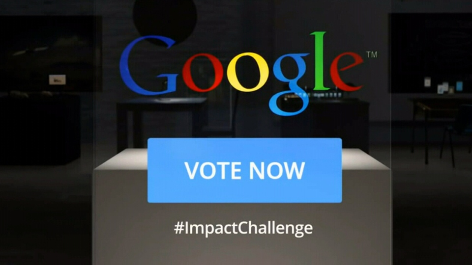 Google.org has announced the 10 finalists for its first-ever Impact Challenge. (Google.org)