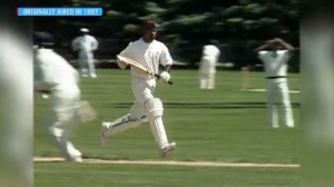 Flashback: Cricket in Calgary