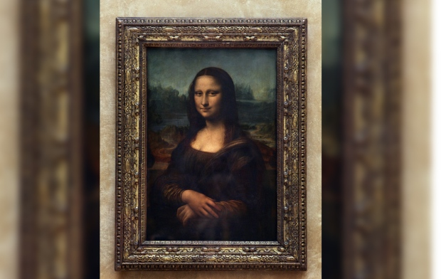 Mona Lisa's smile shows she is happy, says study