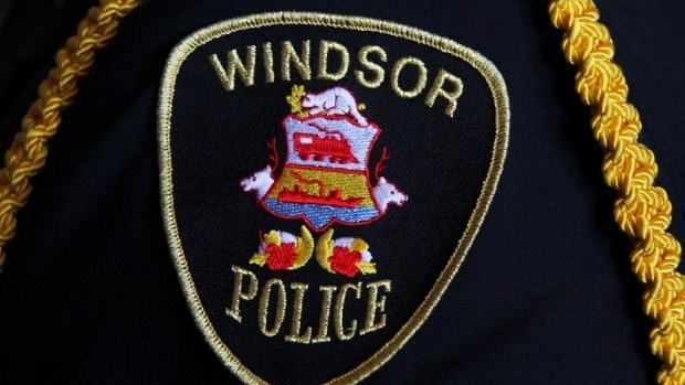 Windsor police investigate possible downtown arson