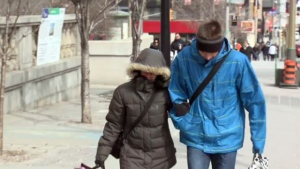 Temperatures could dip down past -26 C overnight in Ottawa.