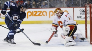 Winnipeg Jets vs. Calgary Flames