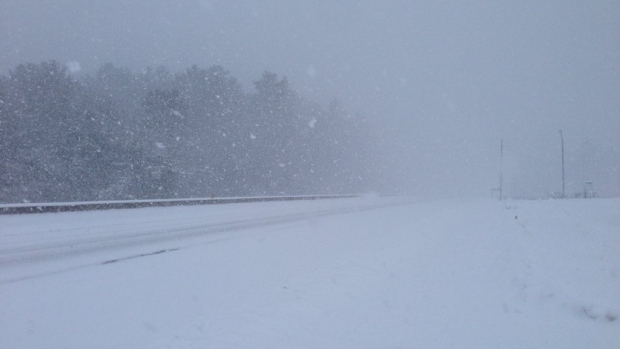 Winter Storm Southern Ontario: Winter Storm To Hit Southern Ontario Monday Into Tuesday