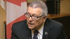 Ralph Goodale on CTV's Question Period