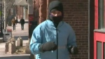The wind chill made parts of the Maritimes feel like -40 over the weekend.