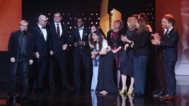 Orphan Black wins Canadian Screen Award