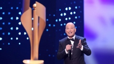 Howie Mandel during the Canadian Screen Awards