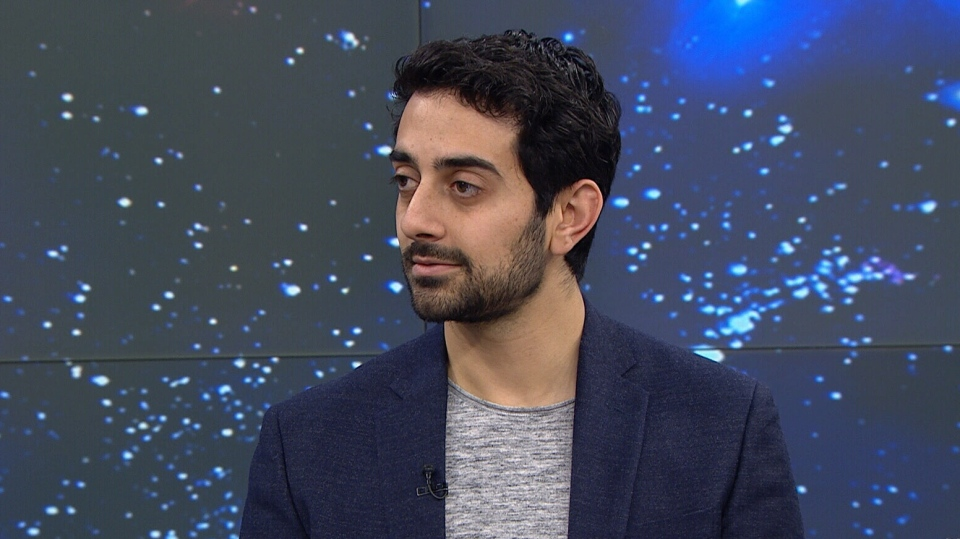 Astronaut candidate Zen Mariani speaks to CTV's Your Morning Monday, March 13, 2017.