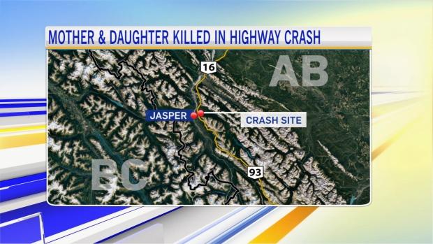 RCMP investigate fatal collision east of Jasper