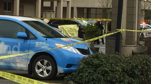 1 dead in targeted shooting in Surrey, BC
