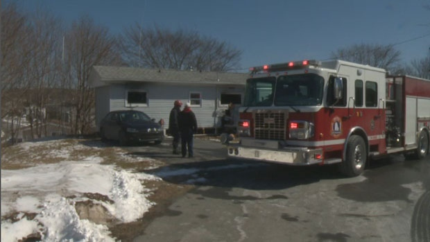 The total cost of the Dartmouth mobile home fire hasn't been added up yet.