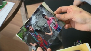 CTV Montreal: Iranian pleads for adopted son