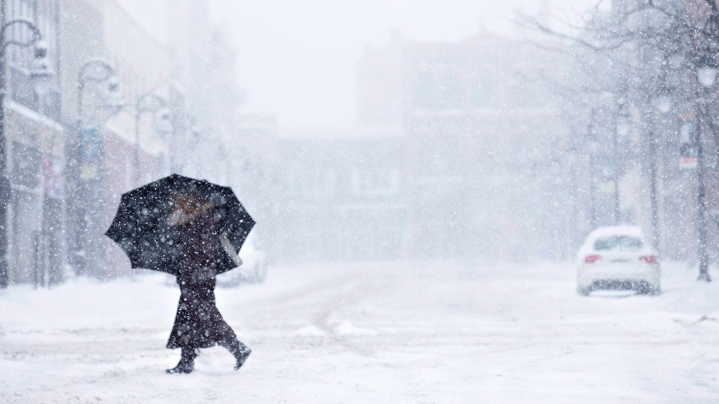 Farmers' Almanac forecasts 'very, very cold' winter for