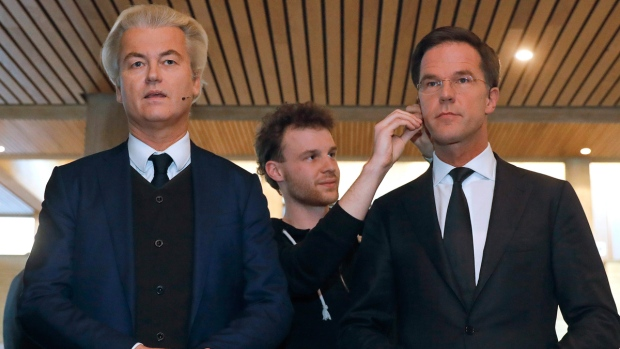 Dutch PM Begs Voters To Stop Nationalist 'Domino Effect'