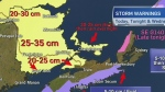 CTV Atlantic: More winter weather on the way