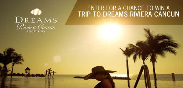 Trip to Dreams Riviera Cancun Banner