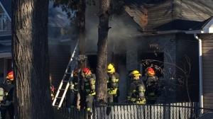 Aberdeen Avenue fire