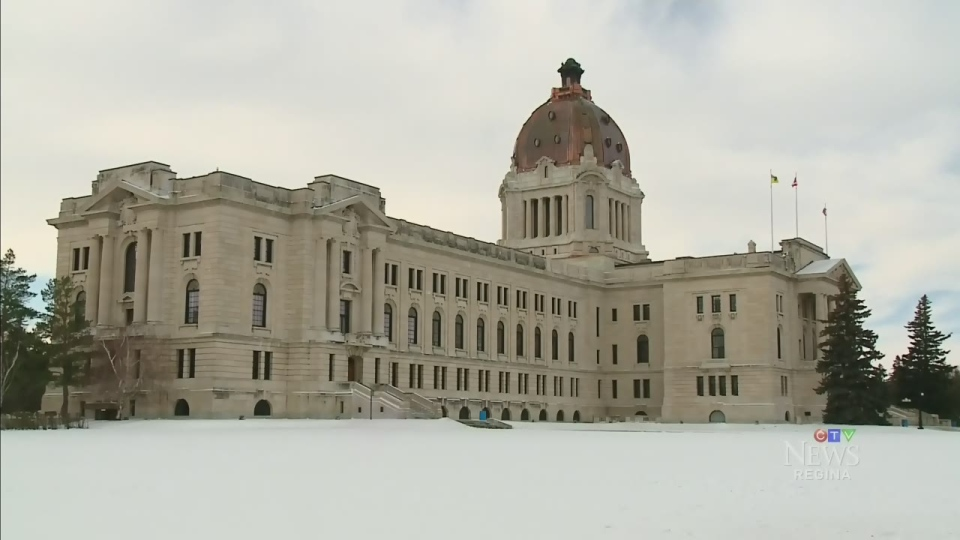 Saskatchewan legislature