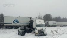 highway 401, crash
