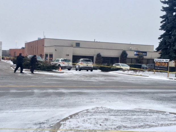Woman dead, man wounded in Woodbridge shooting