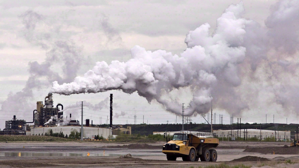 Syncrude oil sands