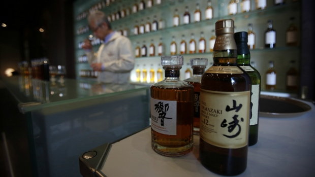 Japanese whisky earning plaudits