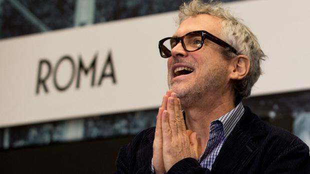 Mexican director Alfonso Cuaron