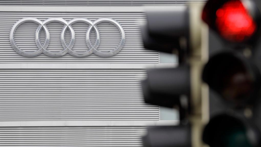 Audi in Ingolstadt, Germany