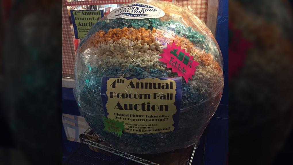 Popcorn Ball