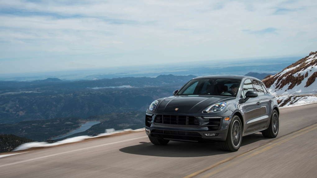 2017 Porsche Macan Adds Four Cylinder Engine Lowers Price