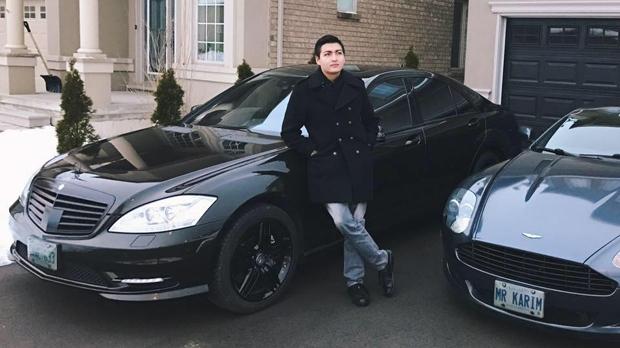 """Even assuming that Baratov does not receive assistance from his known and unknown Russian government conspirators, he possesses the skills and financial resources to flee justice,"" court documents say. (Karim Baratov/Facebook)"