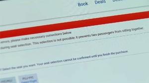 Air transat, seats, flights, YYC, air travel, sing