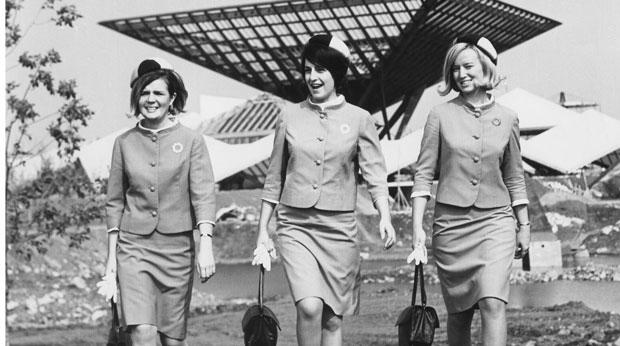 Expo 67 fashion