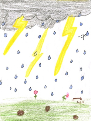 Weather art by Jia.