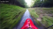 Kayak video could land thrill-seekers in trouble