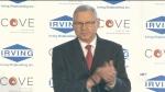 irving pledges $4.5m ocean research