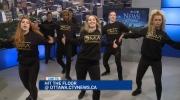 "CTV Ottawa: ""Hit the floor"" event in Gatineau, pt."