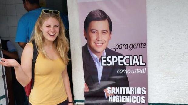 Michael Chong in Guatemalan ad