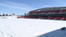 NHL outdoor game to be played at TD Place