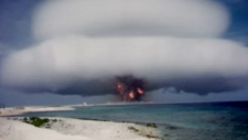 Declassified videos offer glimpse at nuclear tests